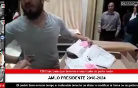 Personalidades de 25 países evidenciarán fraude electoral en Puebla: Morena