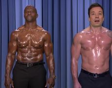 Nip Syncing with Terry Crews