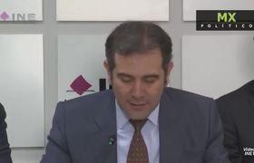 INE emite mensaje sobre elecciones y fideicomiso de Morena