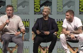 Comic Con 2018: Venom - Tom Hardy - Hall H Panel HighlighTS
