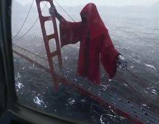 #LiveFootage: Death round the Golden Gate