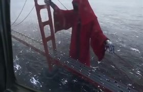 #LiveFootage: Death round the Golden Gate