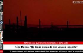 Rusia: El sol se 'apaga' misteriosamente