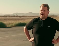 OMG - Tom Cruise Forces James Corden to Skydive