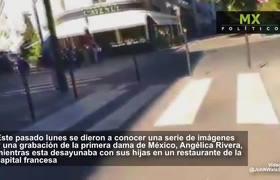 Guaruras obligan a periodista a borrar fotos de Angélica Rivera