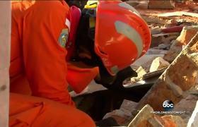 Magnitude 6.9 earthquake in Indonesia kills almost 100