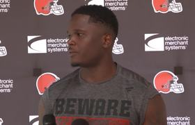 Antonio Callaway: I'm just ready to play