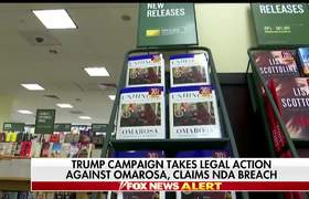 #WhiteHouse facing questions over ugly Trump-Omarosa feud