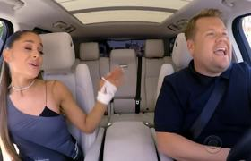 The Late Late Show: Ariana Grande en Carpool Karaoke