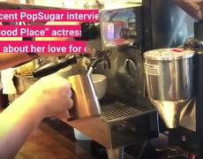 Kristen Bell Doesn't Talk To Her Kids Without Coffee