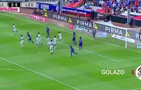 Cruz Azul vs León 3-0 | Goles & Resumen | Liga MX (J5) AP2018