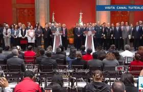 AMLO le dice de frente a Peña Nieto: La Reforma Educativa 'La Vamos a Cancelar'
