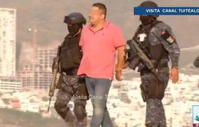 A balazos detienen a 'El Pelochas' en Monterrey