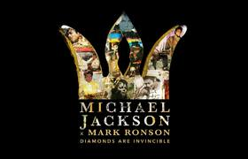 Michael Jackson - Michael Jackson x Mark Ronson: Diamonds are Invincible (Audio)