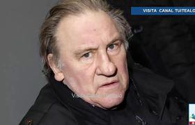 Actor Gérard Depardieu acusado de violación y agresión sexual