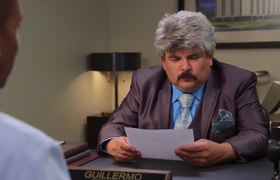 Commercial for Head and Shoulders with Guillermo