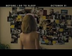 Before I Go To Sleep Official Movie TV SPOT Lost 2014 HD Nicole Kidman Colin Firth Thriller