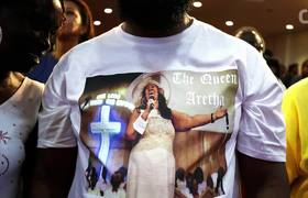 Aretha Franklin's Family Blasts Pastor For 'Offensive' Eulogy