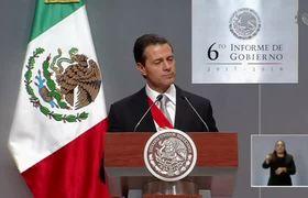 Peña Nieto dice que desterró la corrupción