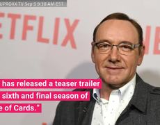 'House Of Cards' Final Season Trailer Reveals Frank Underwood's Fate