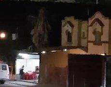 #VIDEO: Balacera en Santa Fe , Tijuana, BC (Video 2)