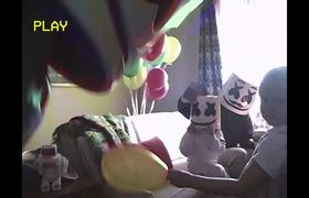Marshmello - Flashbacks (Official Video)