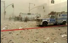 Unpublished video of the attack on the World Trade Center