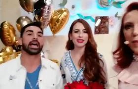Hernán y Maricarmen revelan verdad sobre Bruno y Magaly, nunca se casaron!