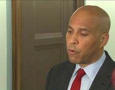 Cory Booker asked if he's prepared to be expelled from Senate