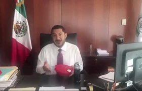 Martí Batres lanza el #TuppersChallenge en el Senado