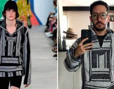 point to Michael Kors for plagiarizing a Mexican design