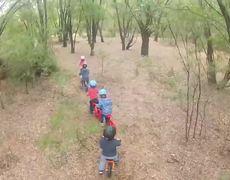 ZiPPiZAP Balance Bike Adventures: Over the Stream