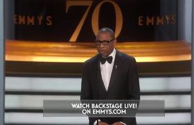 2018 Emmy Awards: Academy Chairman's Remarks