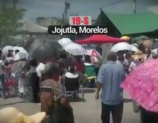 En Puebla, Morelos y Oaxaca, el dolor por los sismos está presente
