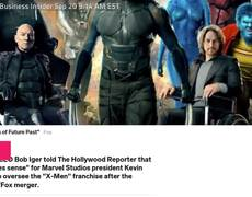 Disney To Merge X-Men With The MCU?