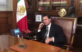 #EPN hace llorar a Chumel Torres