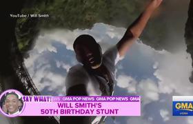 Will Smith to celebrate 50th birthday