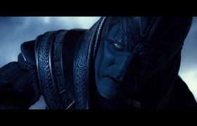 X-MEN: DARK PHOENIX Trailer Announcement + Apocalypse Clip (2019)