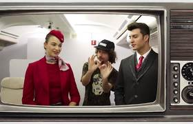 ¿Qué TAN DIFÍCIL es ser auxiliar de vuelo?