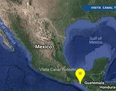Activan protocolos de seguridad en Chiapas tras dos sismos