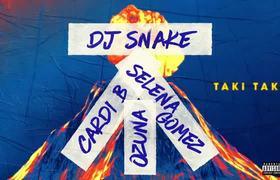 DJ Snake feat Selena Gomez, Ozuna & Cardi B - Taki Taki (Official Audio) ft. Cardi B