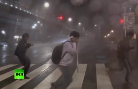 Typhoon Trami: Powerful storm hits Japan