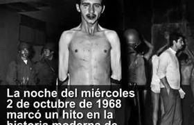 2 de octubre: 50 años de la matanza estudiantil de Tlatelolco