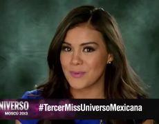 Cynthia Duque Miss México quiere ser la tercera Miss Universo Mexicana