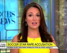 Cristiano Ronaldo sued for alleged sexual assault