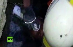 Dramático rescate de un hombre que quedó atrapado durante cuatro días
