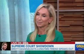 Kavanaugh high school friend reacts to investigation