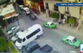 Difunden video del momento en que matan al esposo de Sharis Cid
