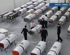 Familiares de víctimas del accidente de Chapecoense reclaman indemnización