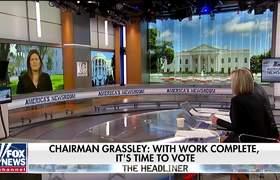 Sarah Sanders: Time for Senate to confirm Brett Kavanaugh